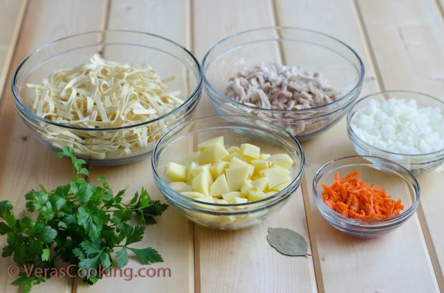 Easy Chicken Soup (1 of 10)