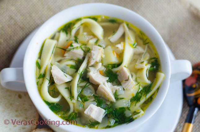 Easy Chicken Soup (7 of 10)