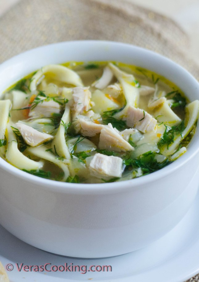 Easy Chicken Soup (8 of 10)