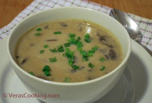 Cream of Mushroom Soup (15 of 42)