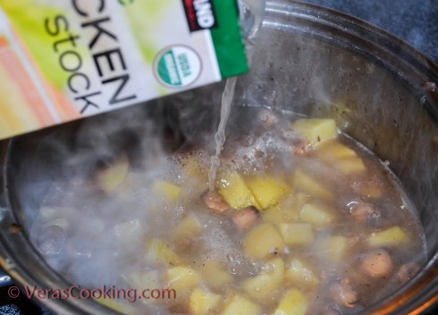 Cream of Mushroom Soup (8 of 42)