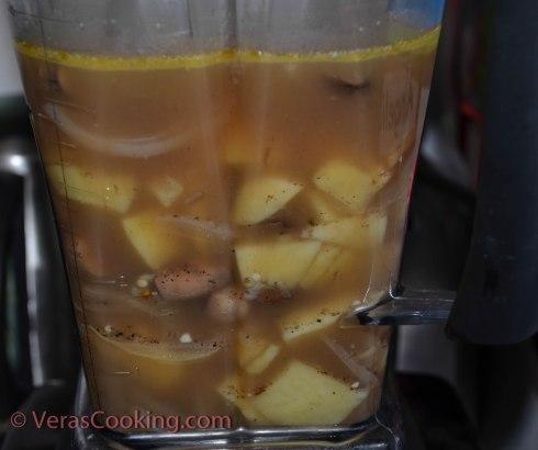 Cream of Mushroom Soup (9 of 42)