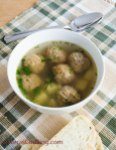 Soup with Meatballs (1 of 1)