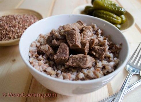 Buckwheat Kasha with Braised Beef (2 of 5)