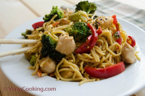 Chicken Chow Mein (11 of 14)