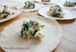 Chicken, Spinach & Ricotta Quesadillas (13 of 21)