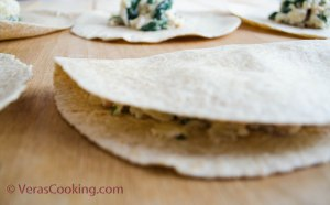 Chicken, Spinach & Ricotta Quesadillas (14 of 21)