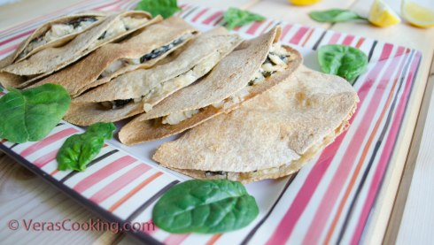 Chicken, Spinach & Ricotta Quesadillas (19 of 21)