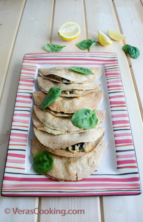 Chicken, Spinach & Ricotta Quesadillas (20 of 21)