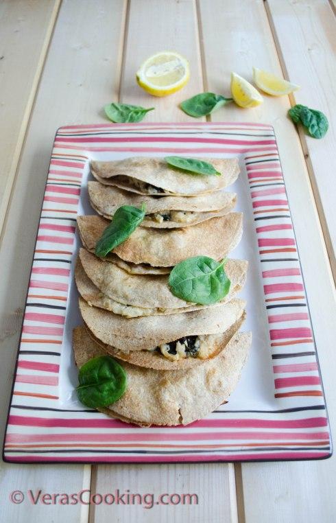 Chicken, Spinach & Ricotta Quesadillas (20 of 21)
