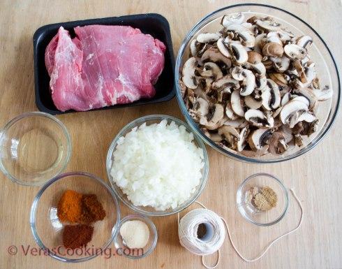 Flank Steak With Mushrooms (1 of 13)