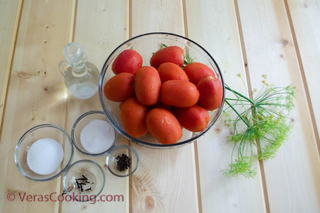 Marinated Tomatoes (1 of 9)
