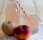 Homemade Apple and Peach Juice (4 of 7)