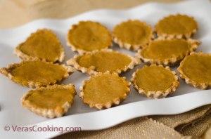 Pumpkin Pie Tarts (1 of 2)