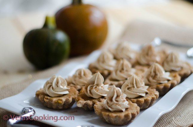 Pumpkin Pie Tarts (1 of 5)