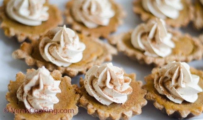 Pumpkin Pie Tarts (2 of 5)