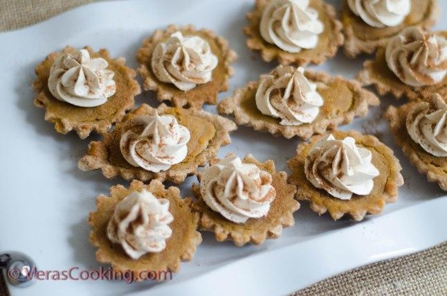 Pumpkin Pie Tarts (5 of 5)