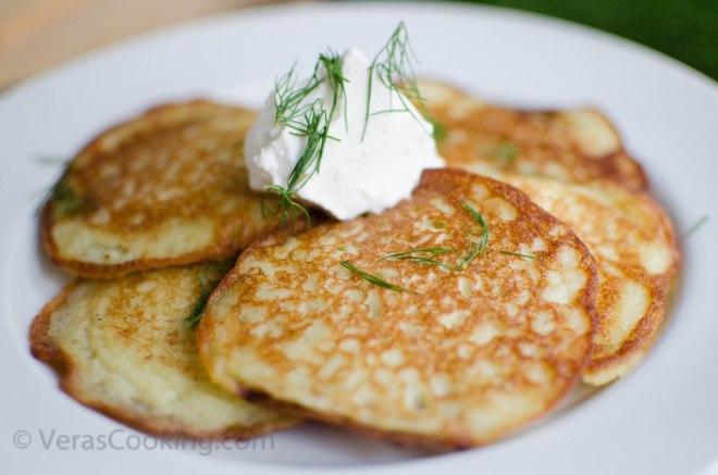 Zucchini Pancakes (11 of 16)