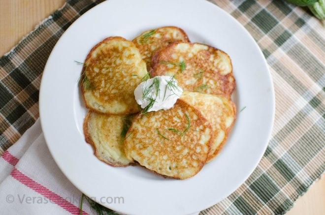 Zucchini Pancakes (14 of 16)
